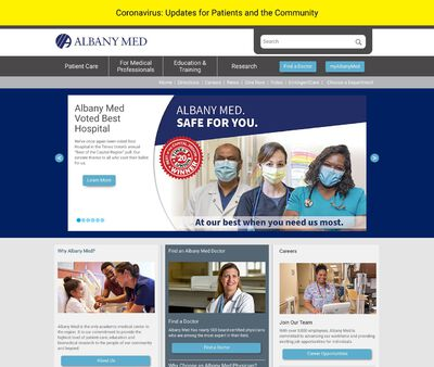 STD Testing at Albany Medical Center-Specialized Care for Adolescents and Young Adults