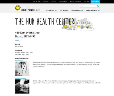 STD Testing at The Hub Health Center