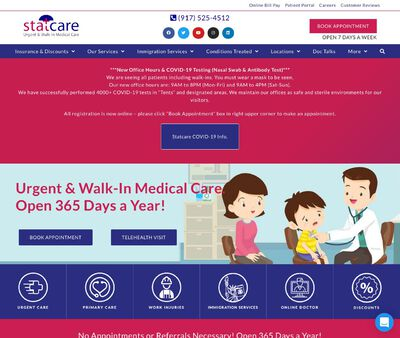 STD Testing at Statcare Urgent and Walk-in Medical Care