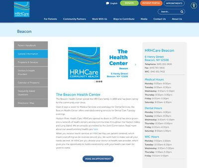 STD Testing at HRHCare Health Center at Beacon