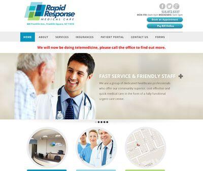 STD Testing at Rapid Response Medical Care