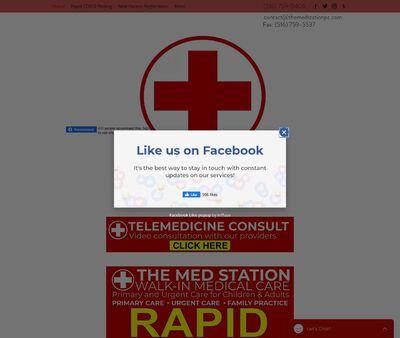 STD Testing at The Med Station Walk-in Medical Care