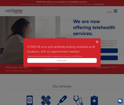 STD Testing at WellNow Urgent Care