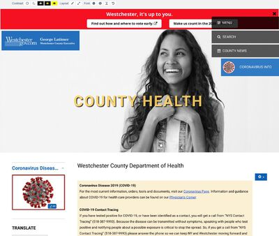 STD Testing at Westchester County Department of Health (White Plains District Office)