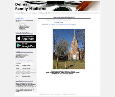 STD Testing at Delmar Family Medicine
