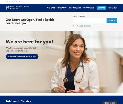 STD Testing at Planned Parenthood Hudson Peconic Incorporated