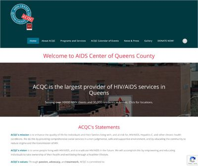 STD Testing at AIDS Center of Queens County