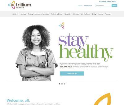 STD Testing at Trillium Health