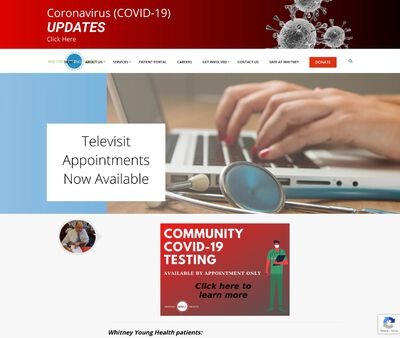 STD Testing at Whitney M. Young Health Center