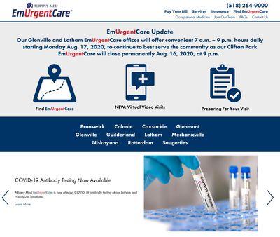 STD Testing at Albany Med EmUrgentCare