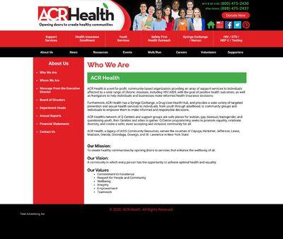 STD Testing at ACR Health