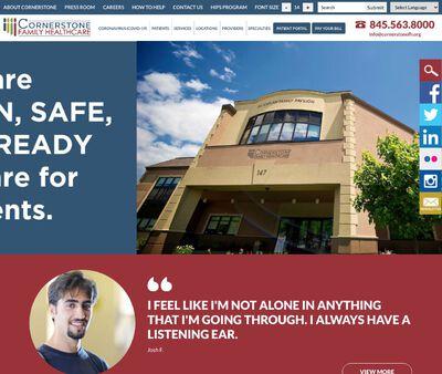 STD Testing at Cornerstone Family Healthcare