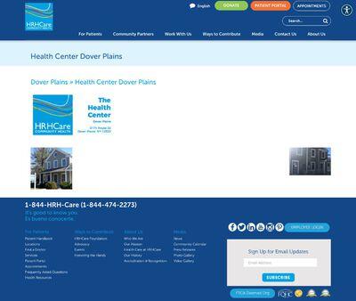 STD Testing at Hudson River Healthcare- Health Center at Dover Plains