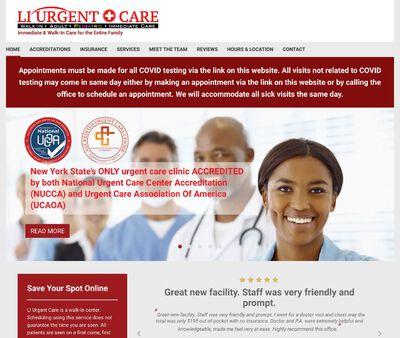 STD Testing at LI Urgent Care