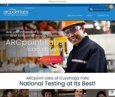 STD Testing at ARCpoint Labs of Cuyahoga Falls