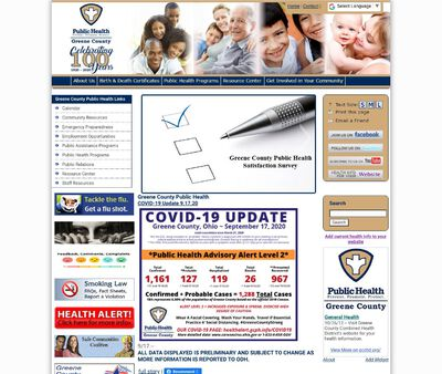 STD Testing at Greene County Combined Health District