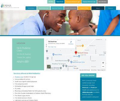 STD Testing at NHA Pediatric Clinic