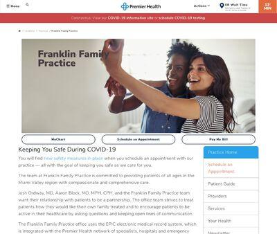 STD Testing at Franklin Family Practice