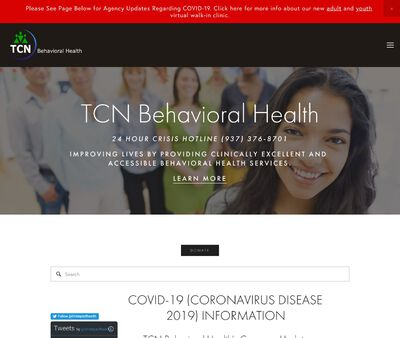 STD Testing at TCN Behavioral Health Services Incorporated