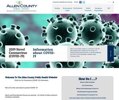 STD Testing at Allen County Public Health