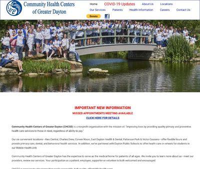 STD Testing at Community Health Centers of Greater Dayton (Corwin Nixon-Health Center)