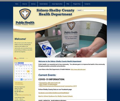 STD Testing at Sidney/Shelby County Health Department