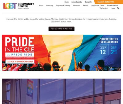STD Testing at LGBT Center of Greater Cleveland