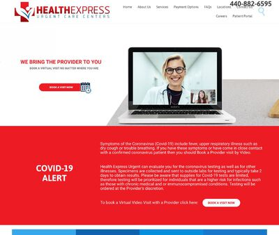 STD Testing at Health Express Urgent Care