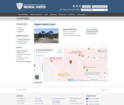 STD Testing at Ruppert Health Center