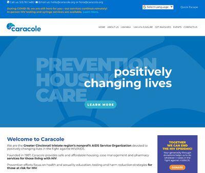 STD Testing at Caracole, Inc.