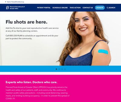 STD Testing at Planned Parenthood of Greater Ohio