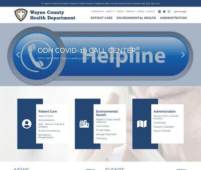 STD Testing at Wayne County Health Department
