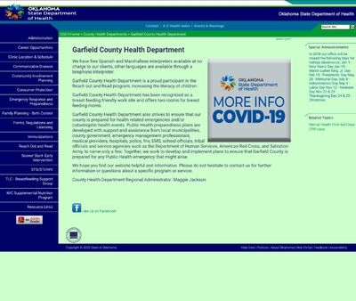 STD Testing at Garfield County Health Department