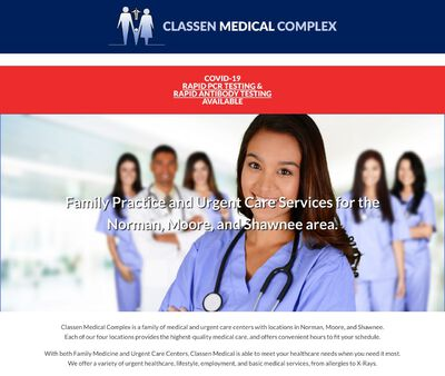 STD Testing at Classen Urgent Care Clinic