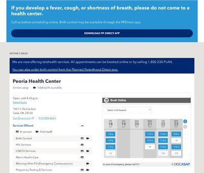 STD Testing at Midtown Health Center: Family Practice of Tulsa, OK