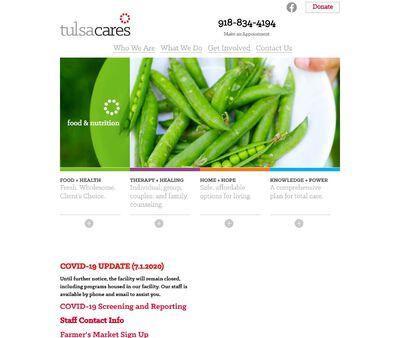 STD Testing at Tulsa Cares