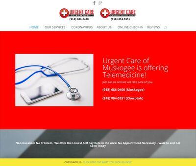 STD Testing at Urgent Care of Muskogee