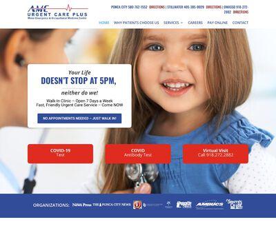 STD Testing at AMC Urgent Care Plus of Stillwater