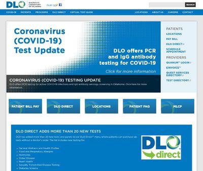 STD Testing at DLO Stillwater Patient Service Center