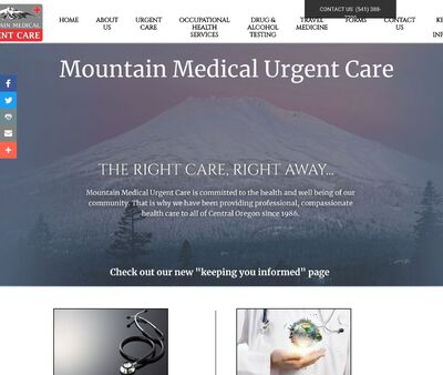 STD Testing at Mountain Medical Immediate Care