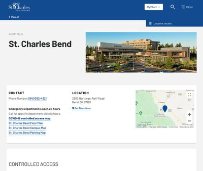 STD Testing at St Charles Health System Infectious Disease Clinic