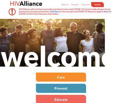 STD Testing at HIV Alliance
