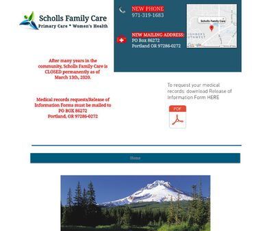 STD Testing at Scholls Family Care