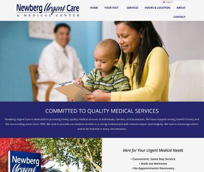 STD Testing at Newberg Urgent Care