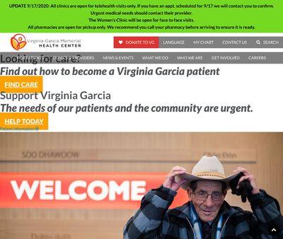 STD Testing at Virginia Garcia Memorial Health Center