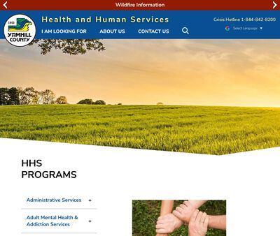 STD Testing at Yamhill County Health and Human Services