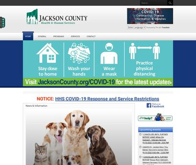STD Testing at Jackson County Health and Human Services