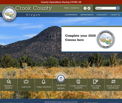 STD Testing at Crook County Health Department
