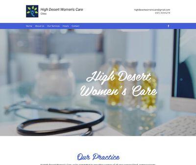 STD Testing at High Desert Women's Care
