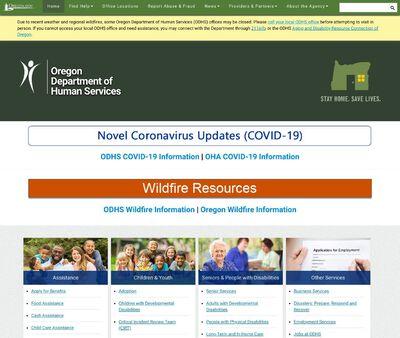 STD Testing at Oregon Department of Human Services (Oregon Health Division)